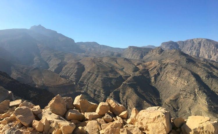 Jebel Qihwi Trek // Oman