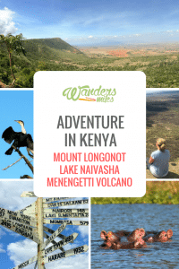 Image of Guide about trekking in Great Rift Valley