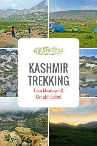 Image of Kashmir Trekking guide