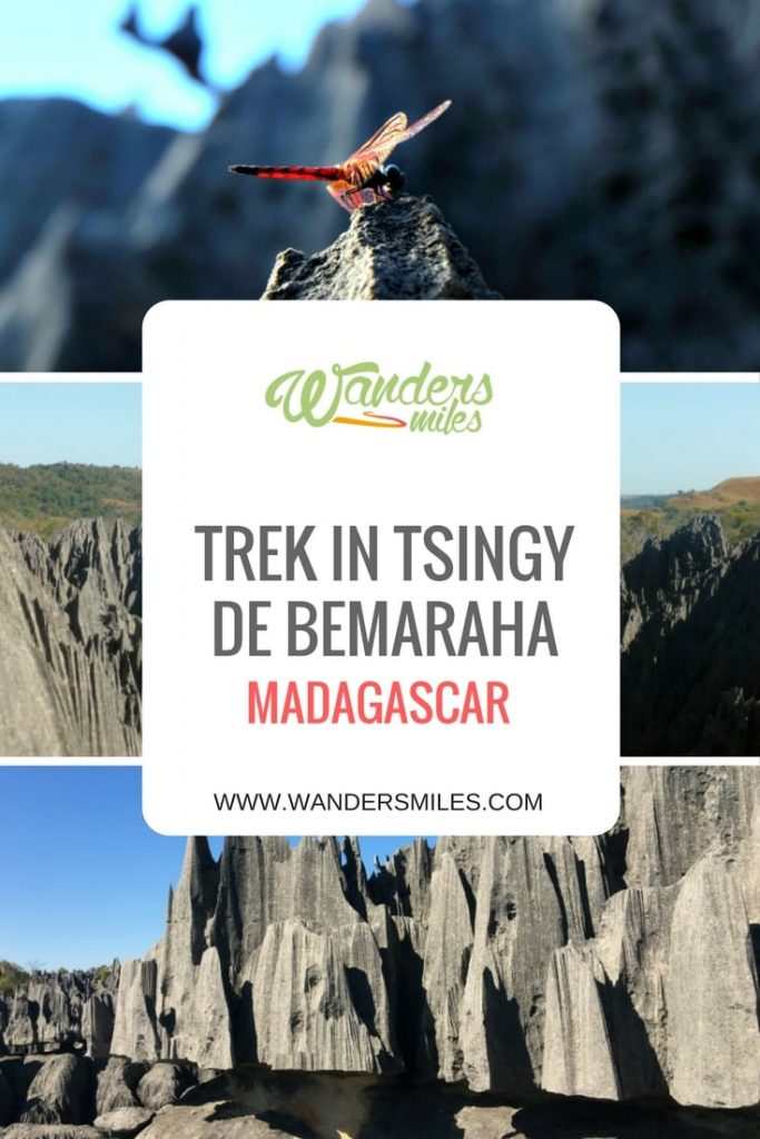 Guide to Tsingy de Bemaraha National Park in Madagascar. Travel blog by Wanders Miles.
