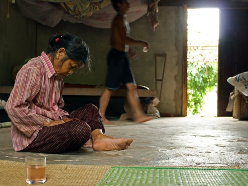 This Big Wild World has Tea with a Stranger in Vietnam