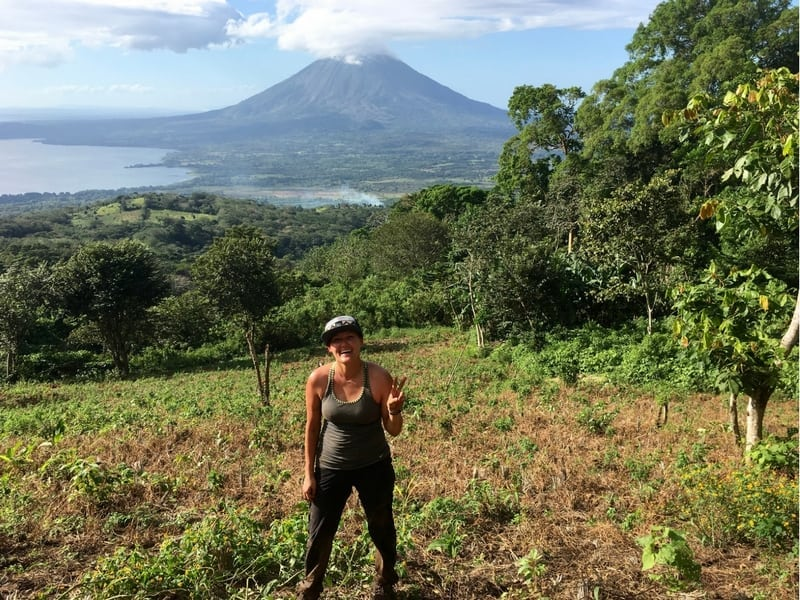 This Big Wild World is hiking Volcano Maderas Nicaragua