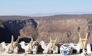 Dimbia Canyon in Djibouti