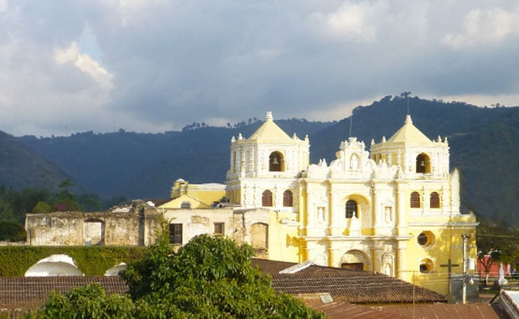 So much to see in Antigua // Guatemala