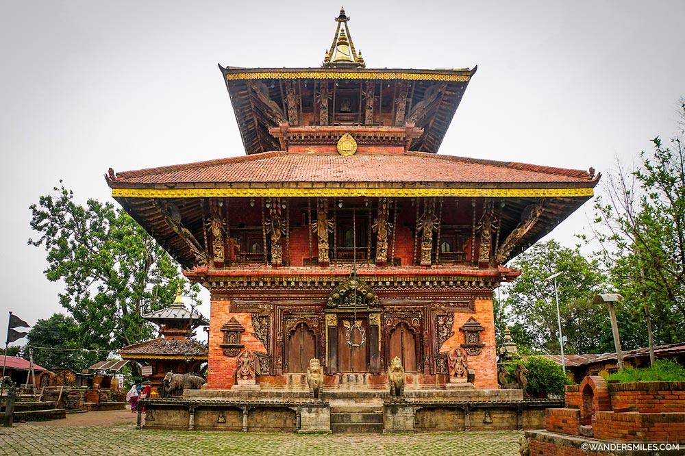Changy Narayan - UNESCO site in Kathmandu Valley