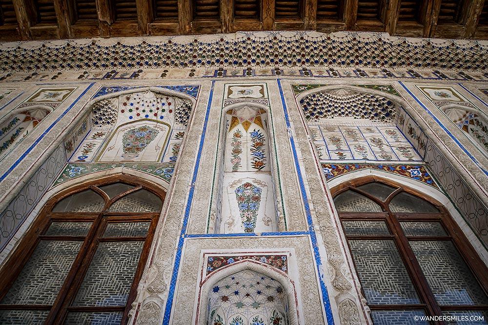 House of Fayzulla Khodjaev - Bukhara