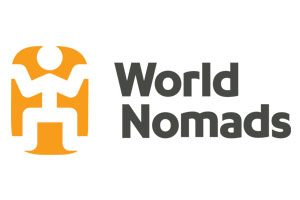 World Nomads travel insurance logo