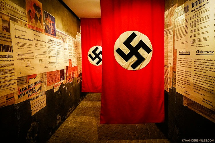 Learn about the role of Krakow in WW2 at the Osker Schindlers museum