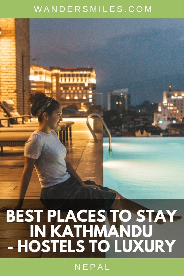 Guide to the best places to stay in Kathmandu, budget hostels and luxury hotels
