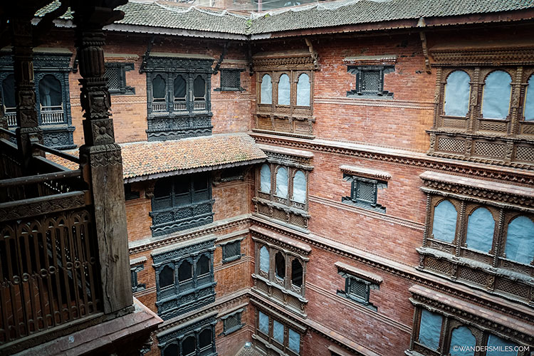 Newari architecture of Kantipur Temple House