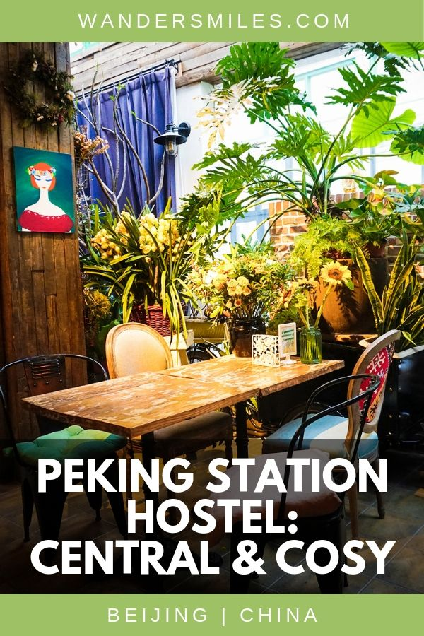 Accommodation review of 2 night stay at the Peking Station Hostel in Beijing