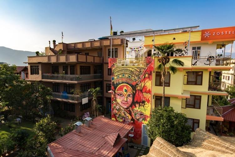 Zostel Hostel in Kathmandu