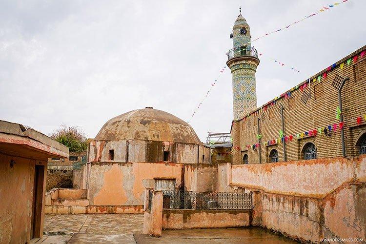Hamman at Erbil Citadel