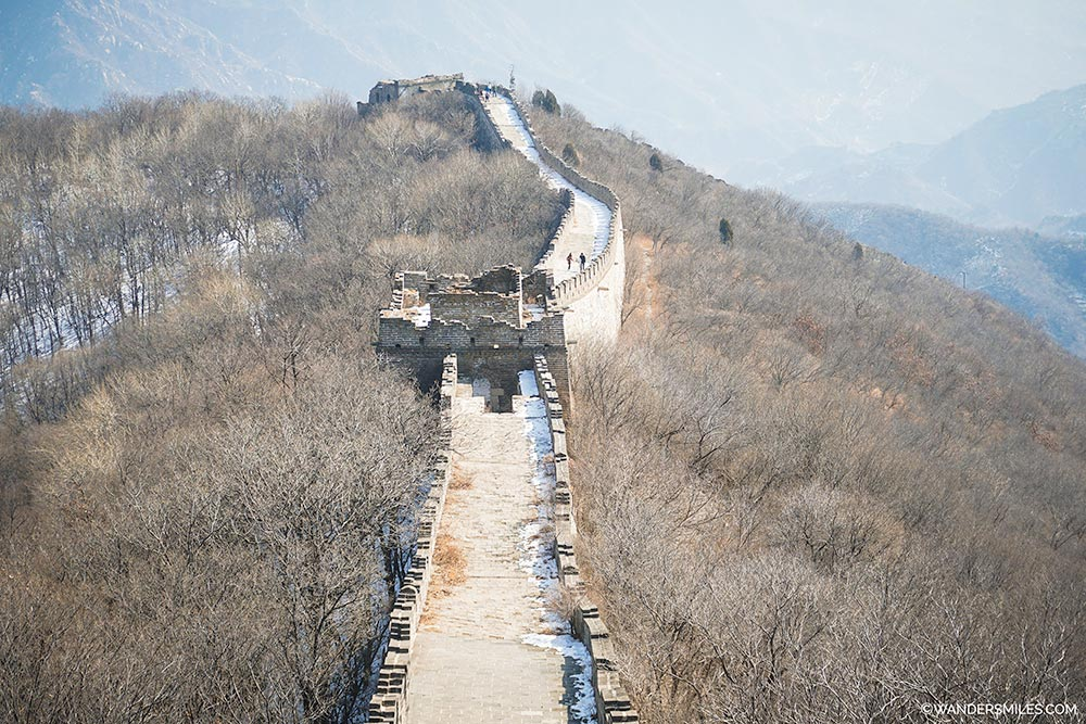 Great Wall on China - 3 days itinerary Beijing
