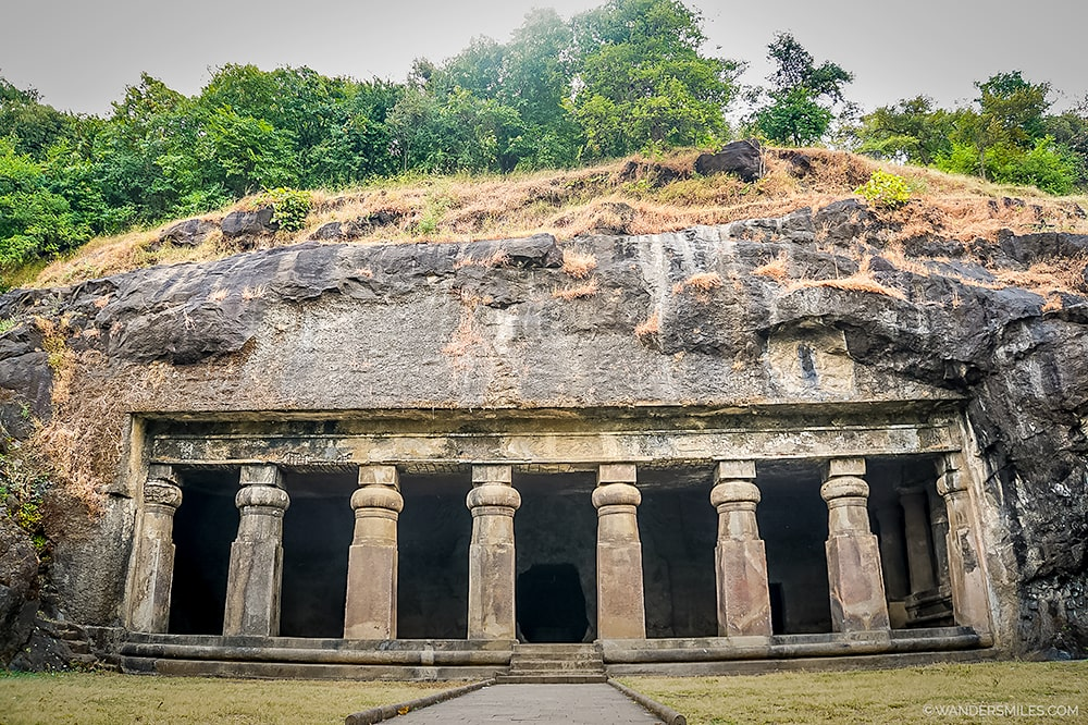 Cave 3, Cannon Hill, Elephanta Caves