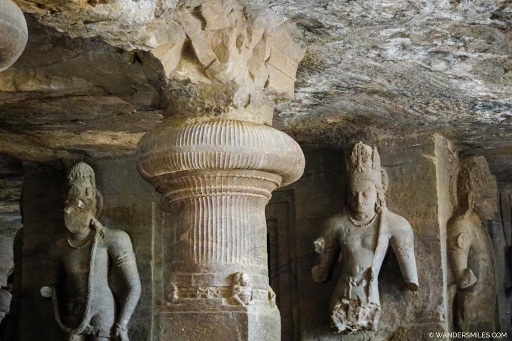 Grand Cave at Elephanta Cave Temples, Mumbai