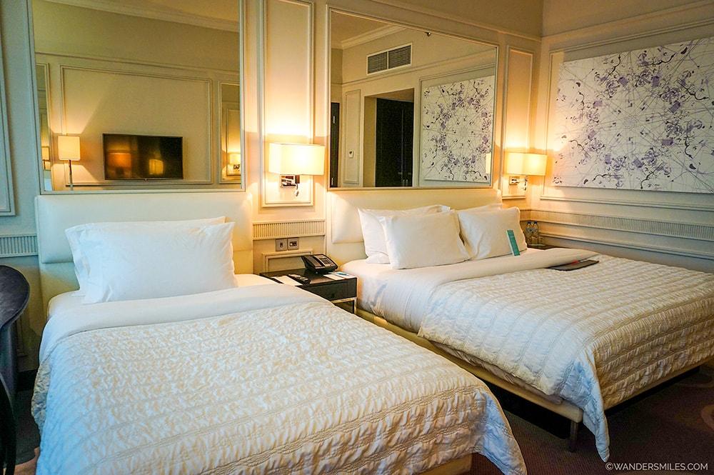 Le Meriedien Mina Seyahi Dubai - Deluxe Room