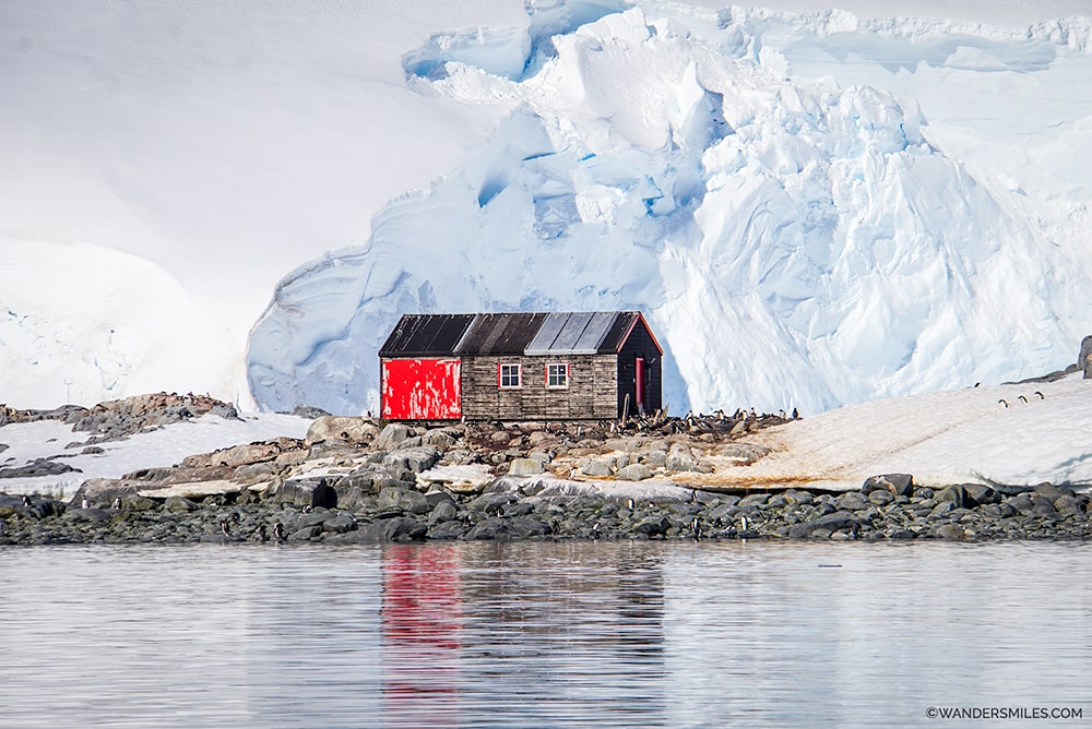 Port Lockroy View - Antarctica