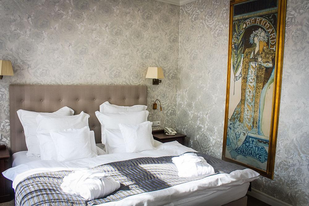 Bedroom in Hotel Julian Prague