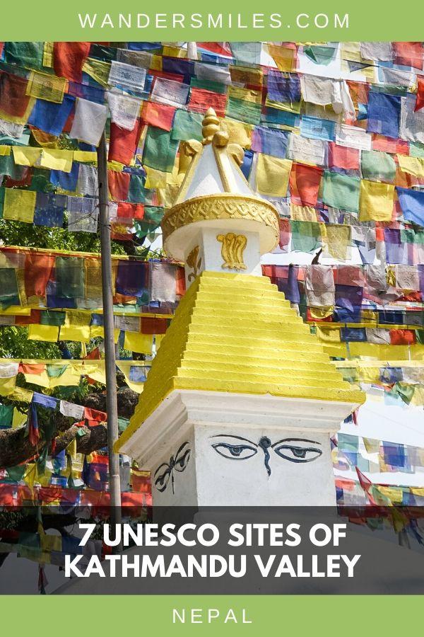 Explore the Swayambunath Stupa, a UNESCO site in Kathmandu