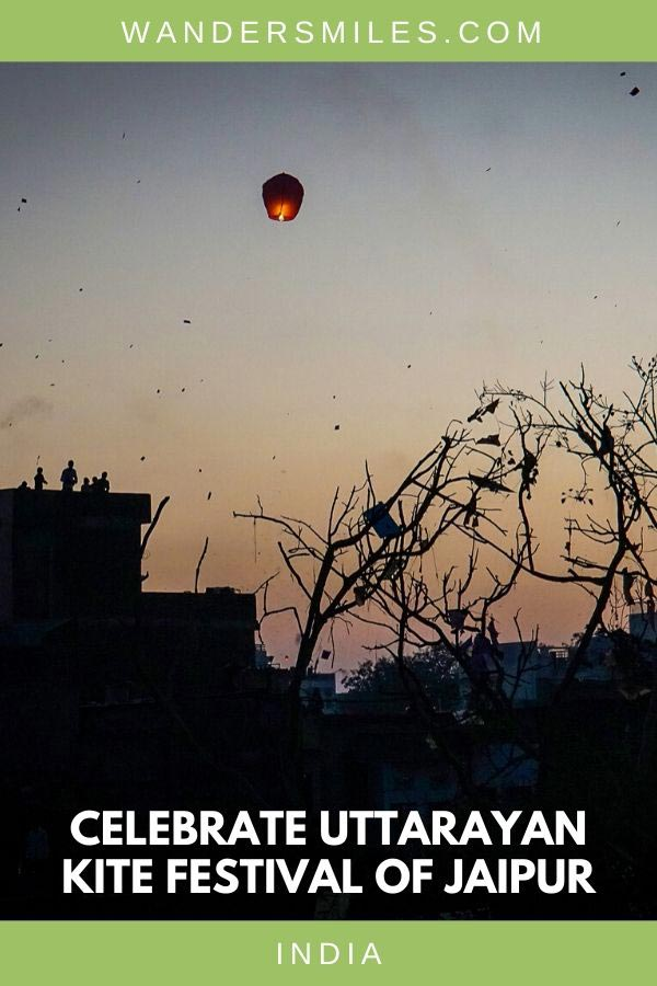 Discover all you need to know about celebrating Uttarayan Kite Festival in Jaipur