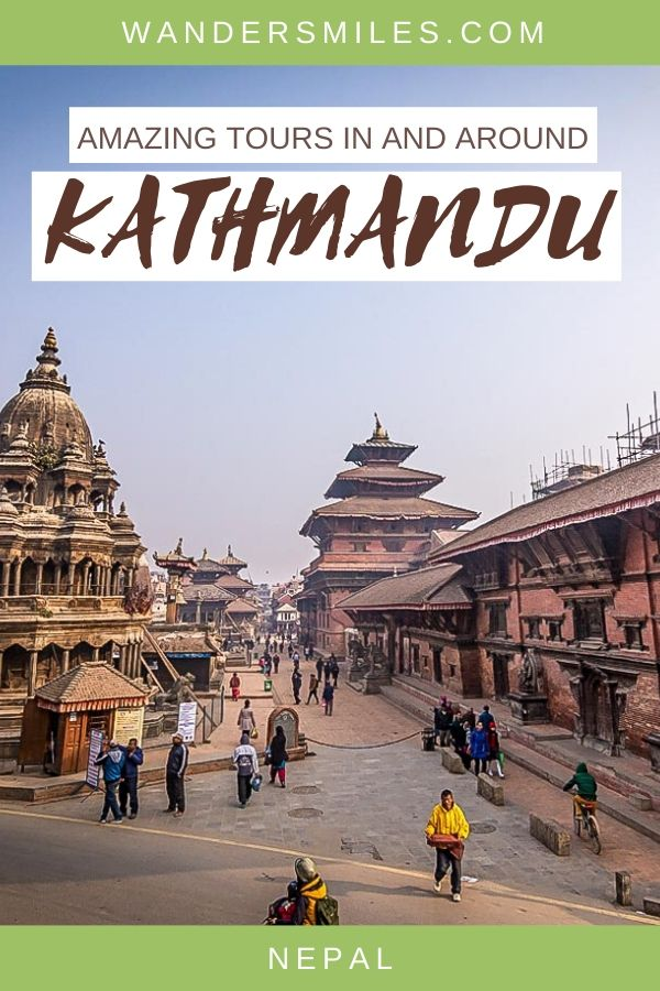 Guide to amazing tours in and around Kathmandu