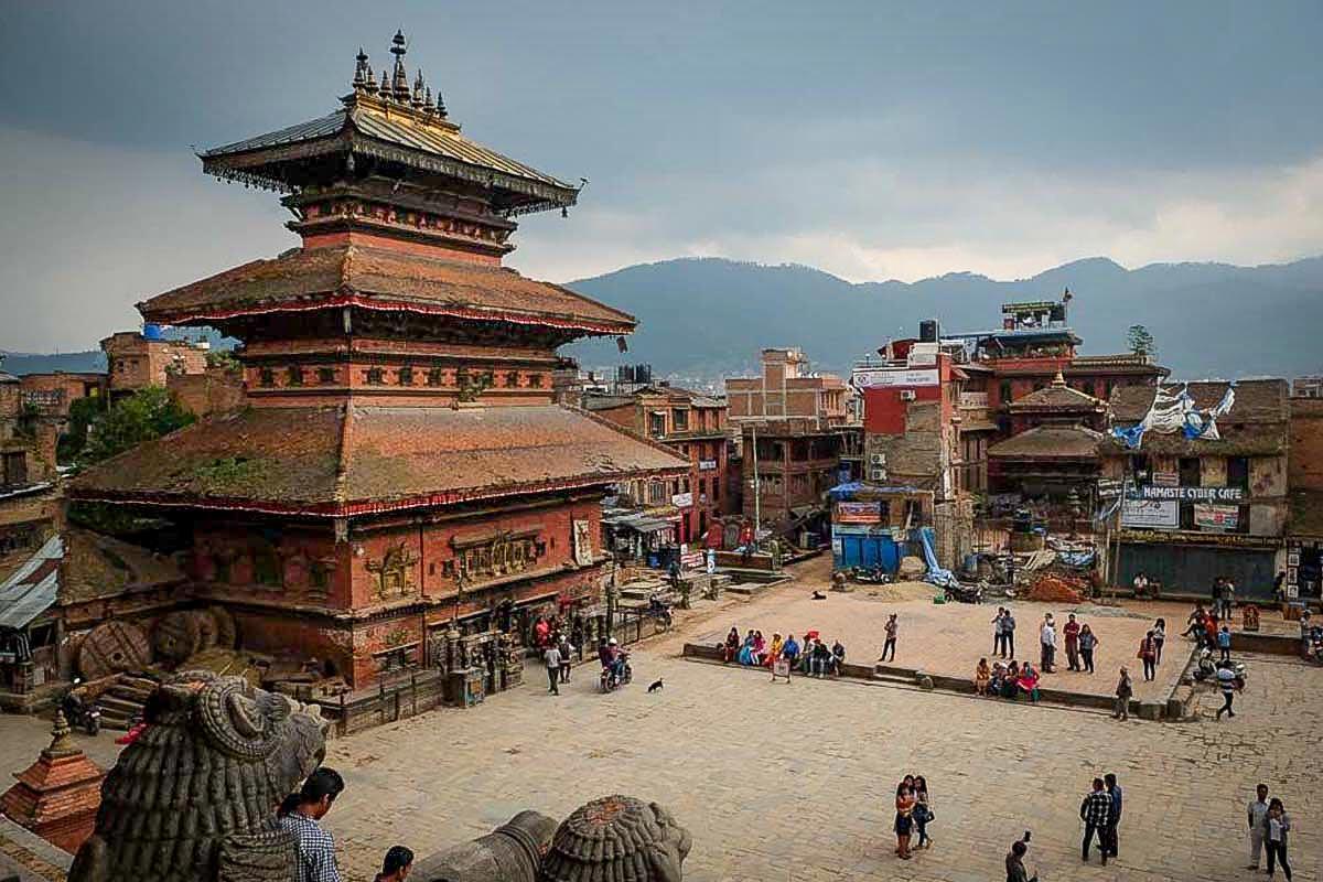 Day trip to Bhaktapur and Panauti from Kathmandu with Royal Mountain Travel
