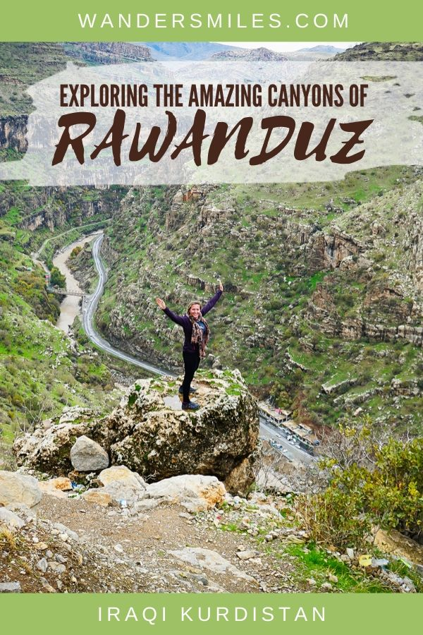 Guide to the amazing canyons of Rawanduz, Kurdistan