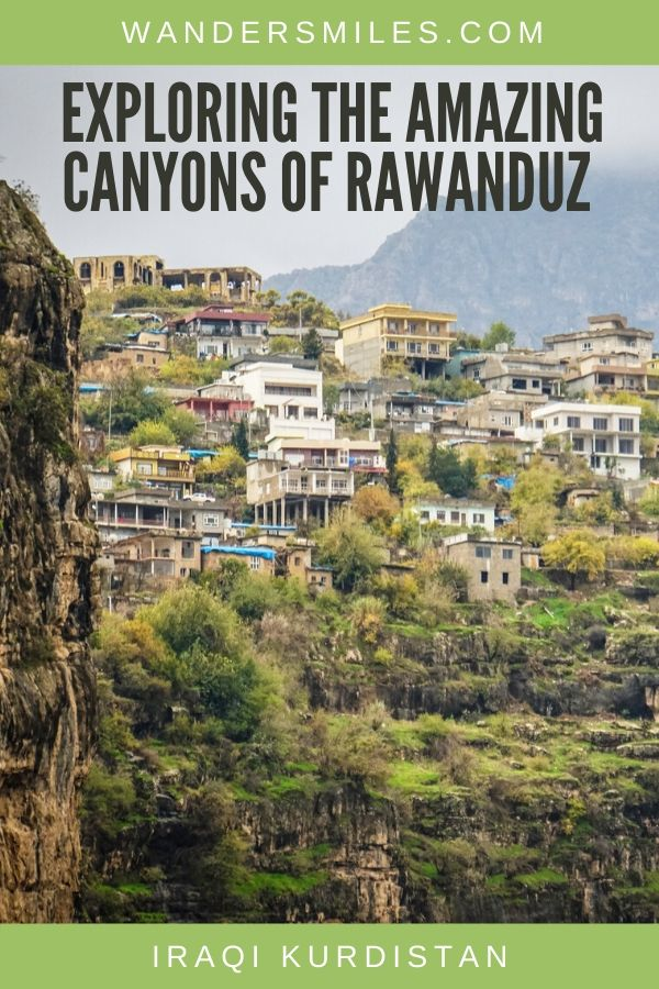 Ultimate guide on discovering the stunning canyons of Rawanduz, Kurdistan