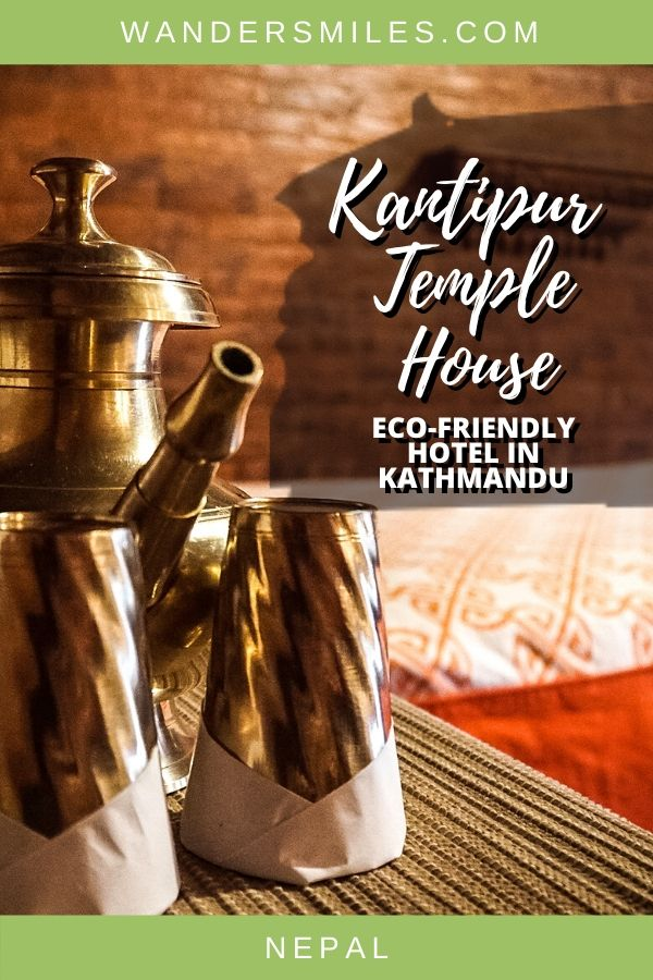 Kantipur Temple House is a traditional 3-star eco-hotel close to the Garden of Dreams in Thamel. Hotel review on Kathmandu boutique hotel.