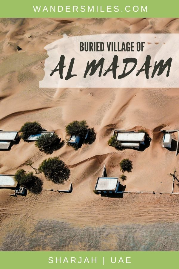 Guide to exploring the buried village of Al Madam, Sharjah