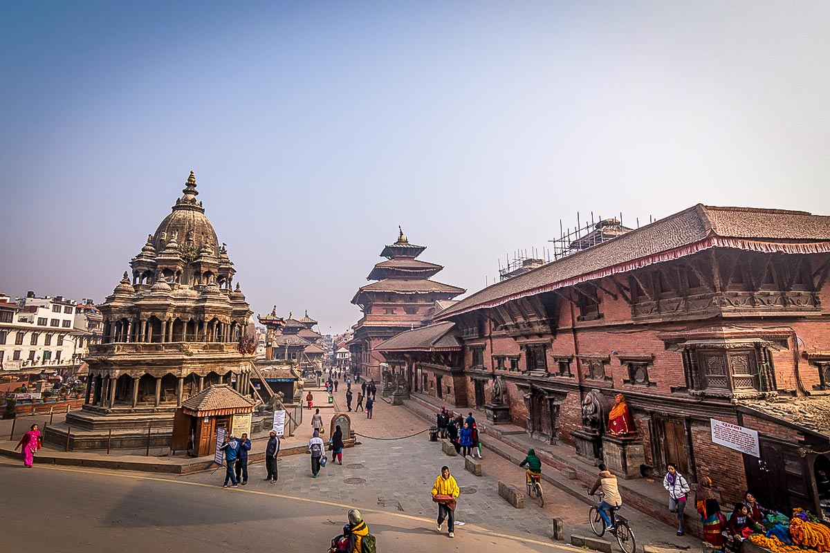 The Kathmandu Valley tour with Nepal Mountain Guides is a great way of being shown around by locals to some of the best sites of Kathmandu.