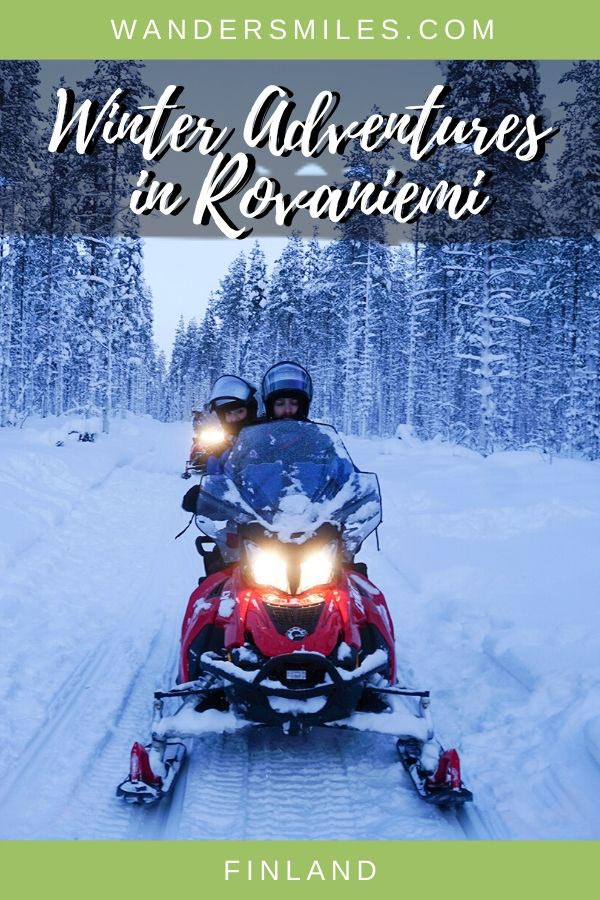 Explore the best winter adventures in Rovaniemi, a fantastic snowy playground for snowmobiling, husky mushing, ice floating and more. Wrap up for unforgettable Arctic adventures!
