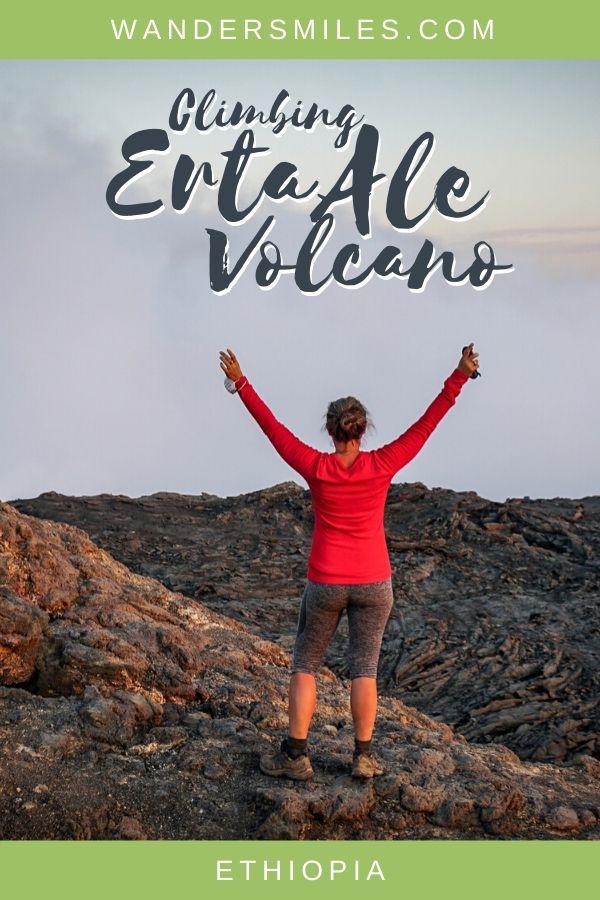 Tips on climbing Erta Ale Volcano