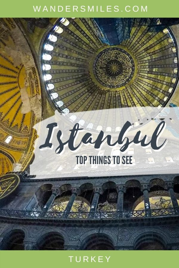 Guide to the 7 top things to see in the ancient city of Istanbul