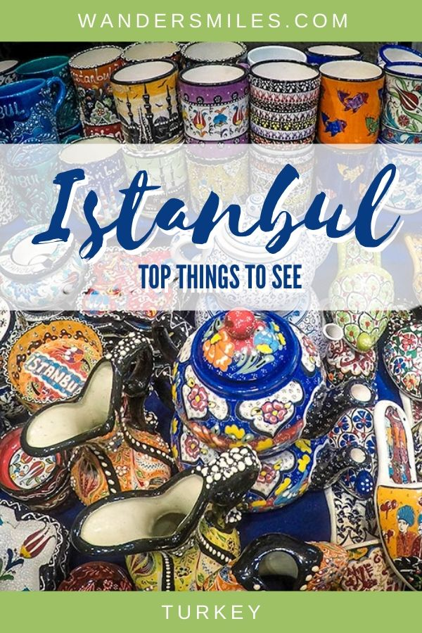 Explore the city of Istanbul and the best things to see on a weekend break
