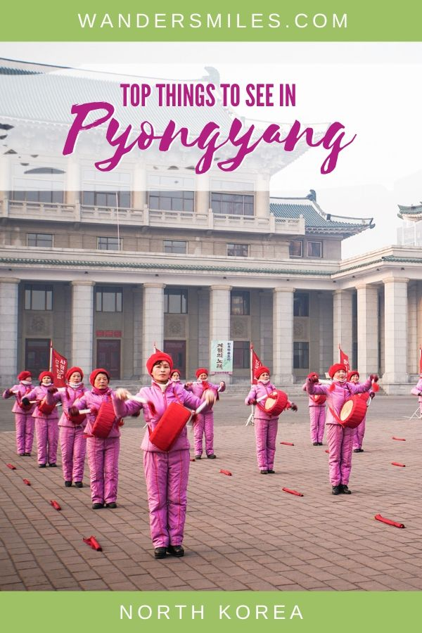 Guide to the best things to see in Pyongyang in North Korea