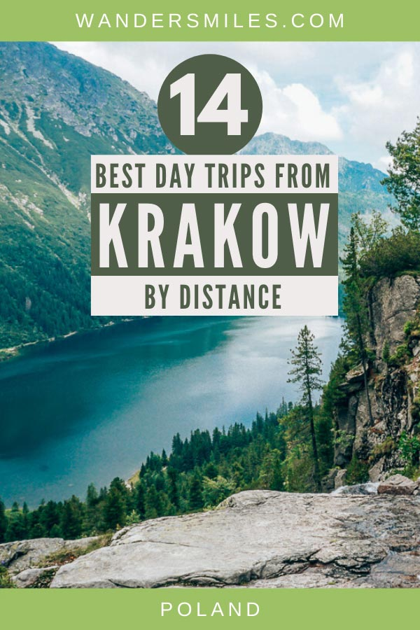 14 best day trips from Krakow to the Polish countryside