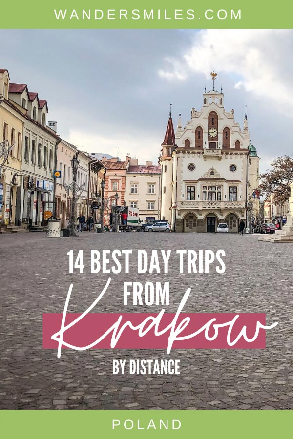 Tips on taking the best day trips from Krakow and how to get there