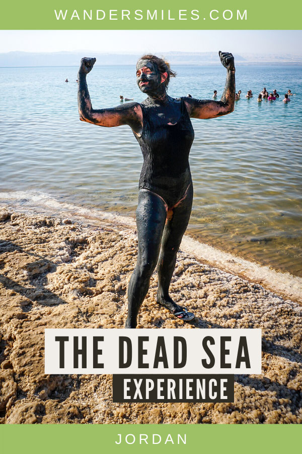 Guide to visiting the Dead Sea in Jordan