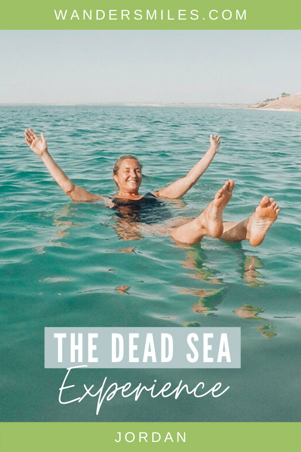 How to visit and get the Dead Sea experience and float in the saline lake