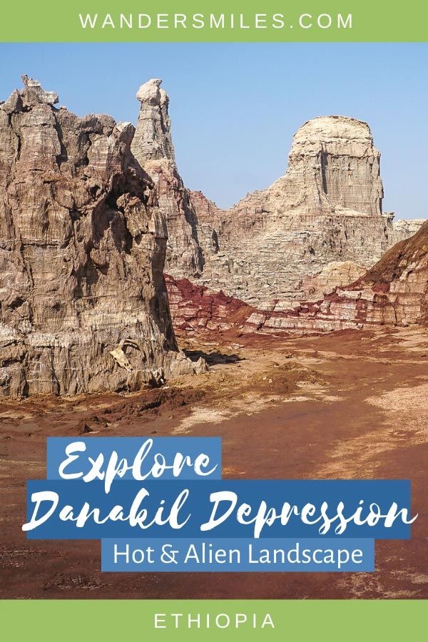 Tips on tours and how to explore the Danakil Depression and Dallol volcano
