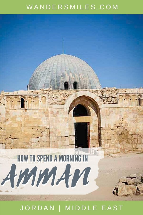 Discover the highlights of the ancient city of Amman in a morning
