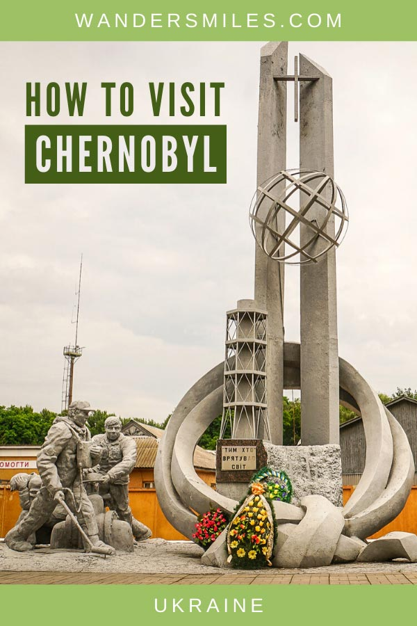 Guide on how to visit Chernobyl exclusion zone