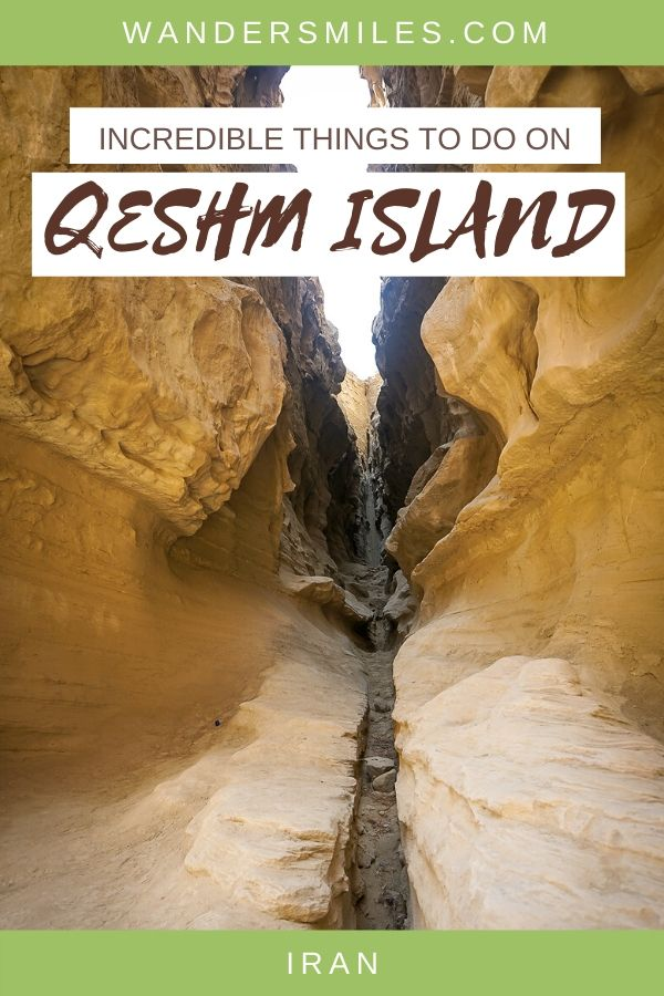 Things to do and see in Qeshm, stunning Iranian island in the Persian Gulf