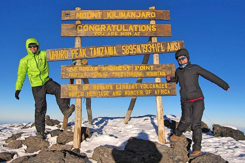 Mount Kilimanjaro Hike Summit - Life Of Doing