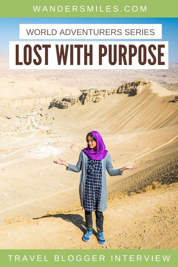 Interview with Alex from Lost With Purpose - American travel photographer, writer, and full-time backpacker