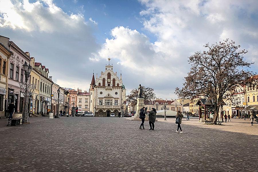 Rzeszów - Day trip from Krakow - 168km away