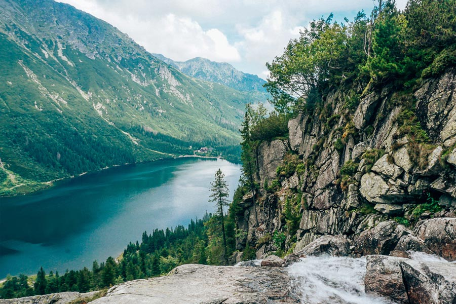14 best day trips from Krakow by distance
