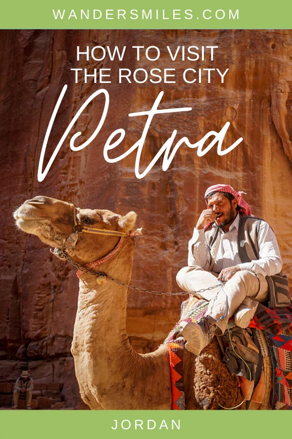 Tips on how to visit the Rose City of Petra in Jordan